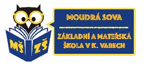 Základní škola, mateřská škola a jesle Moudrá sova Logo
